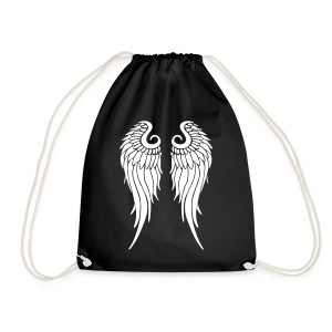 whitewings-ai - Drawstring Bag