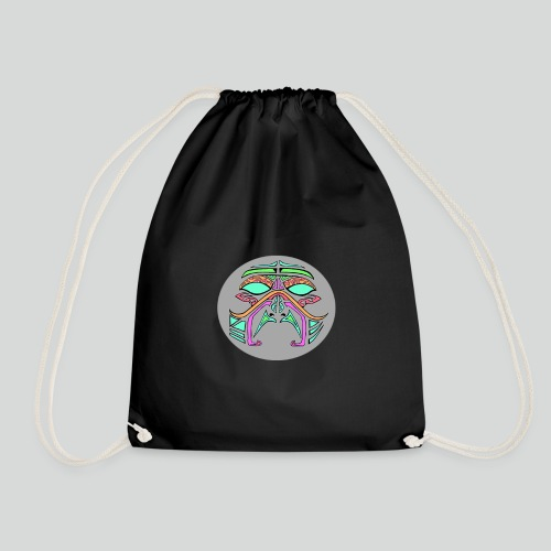 mask multicolor - Sac de sport léger