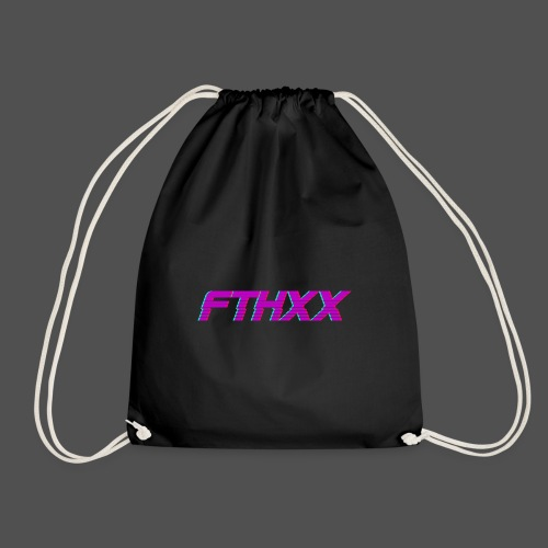 FTHXX Synthwave - Drawstring Bag