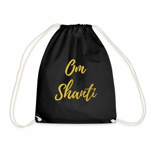 Om Shanti Yoga - Turnbeutel
