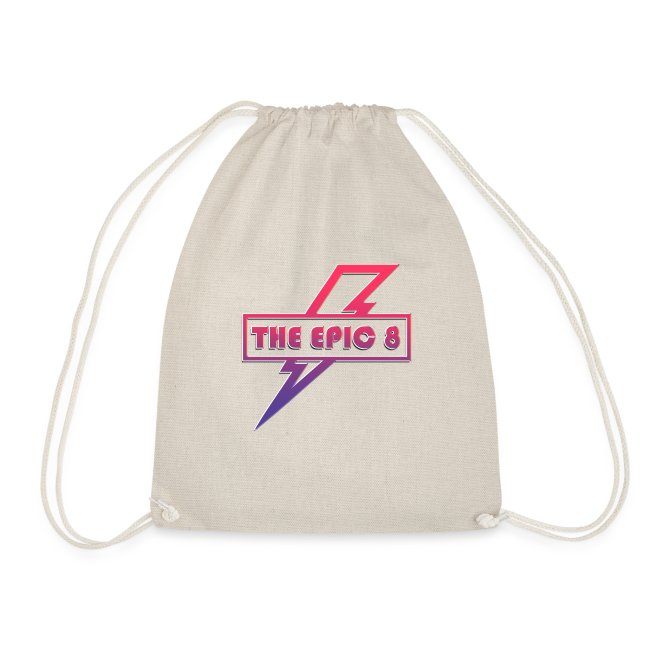 The Epic 8 - värillinen logo