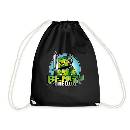bengy logo - Drawstring Bag