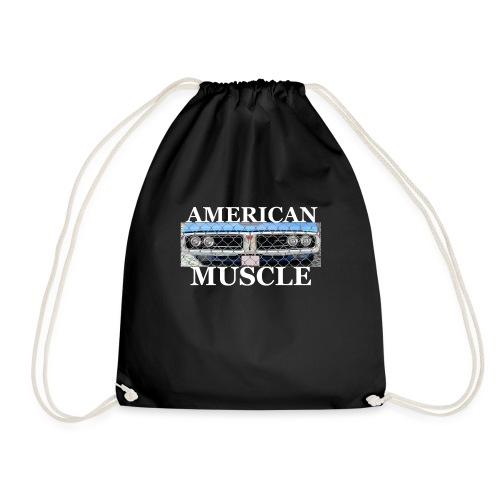 AMERICAN MUSCLE - Turnbeutel