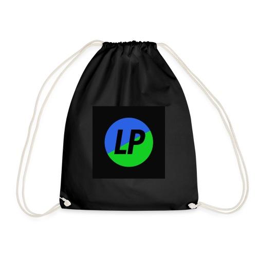 Lil Planet Logo Merchandise - Drawstring Bag