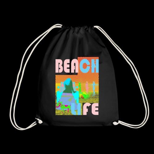 beachlife - Turnbeutel
