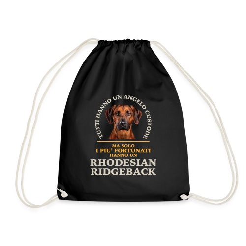 Rhodesian Ridgeback Colori - Sacca sportiva