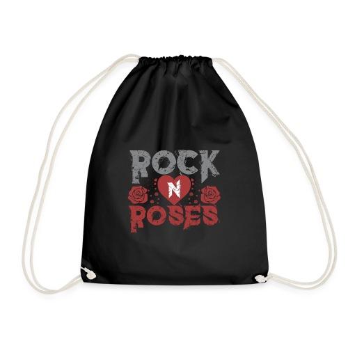 Rock & Roses - Turnbeutel