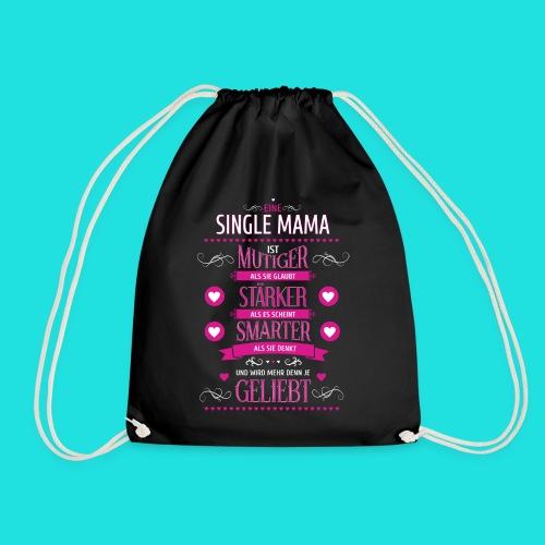 Single Mama - Turnbeutel