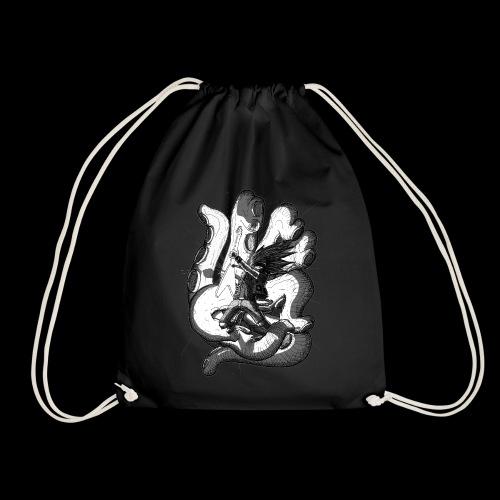Octopus - Drawstring Bag