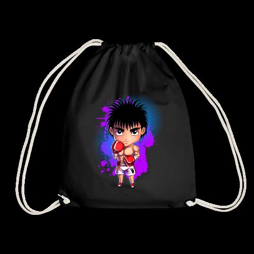 Boxing Chibi - Drawstring Bag