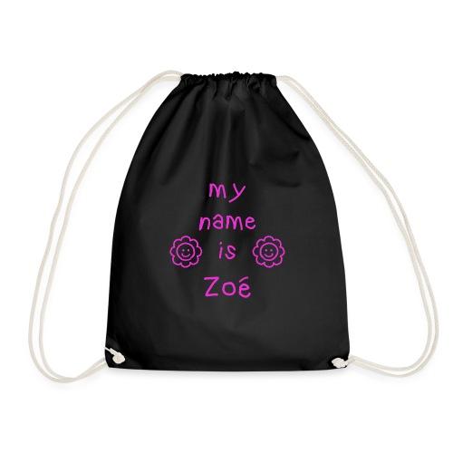 ZOE MY NAME IS - Sac de sport léger
