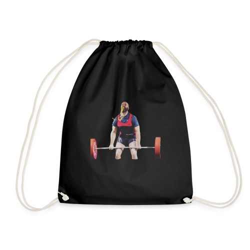 Limited Edition Anders - Gymbag