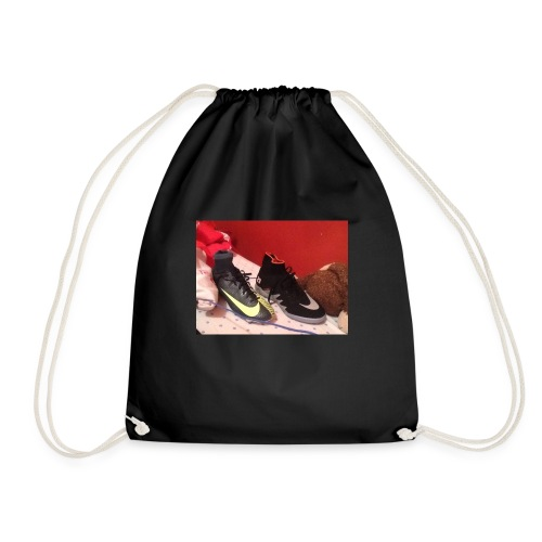 Footy boots - Drawstring Bag