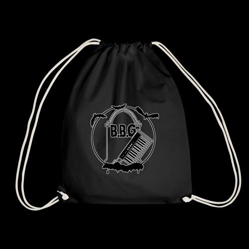 Ben Bloodygrave Logo - Turnbeutel