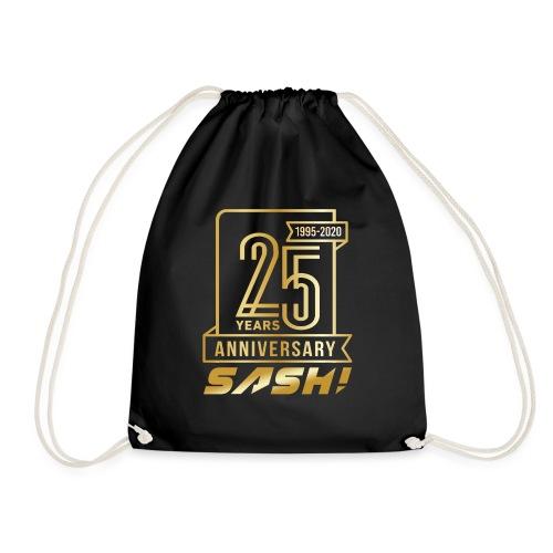 SASH! 25 Years Annyversary - Drawstring Bag