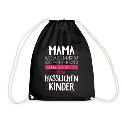 Mama - Kinder <3 - Turnbeutel