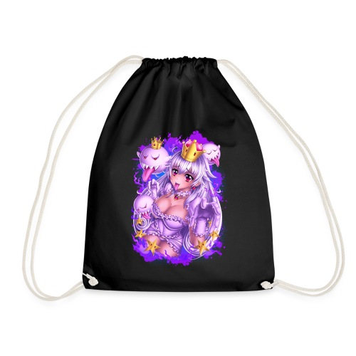 Anime Girl - Boosette - Drawstring Bag