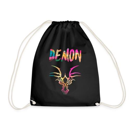 Demon - Drachen - Turnbeutel