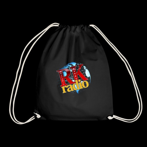 Rhythmic Karma Radio - Drawstring Bag