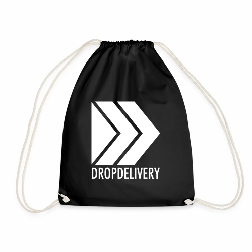 DropDelivery Main Collection - White - Turnbeutel