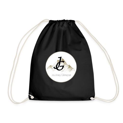 Journey Glimpse Logo - Turnbeutel