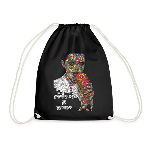 Lick It - Drawstring Bag