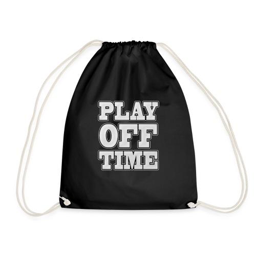 Playoff Time - Turnbeutel