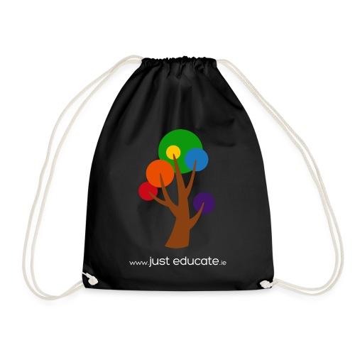 Just Educate.ie - Drawstring Bag