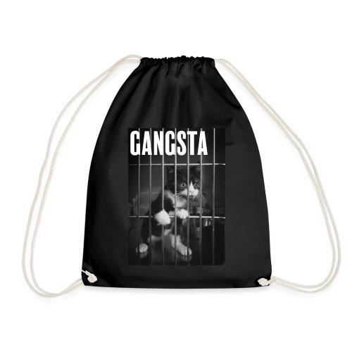Gangsta cat - Sac de sport léger
