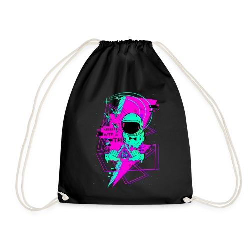 Astronauta Pop 8'0 pink storm - Mochila saco