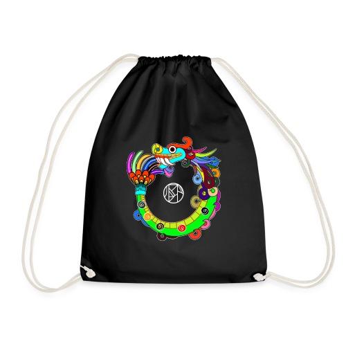 Quetzalcoatl - Drawstring Bag