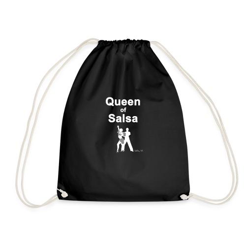 Queen of Salsa (w) - Turnbeutel