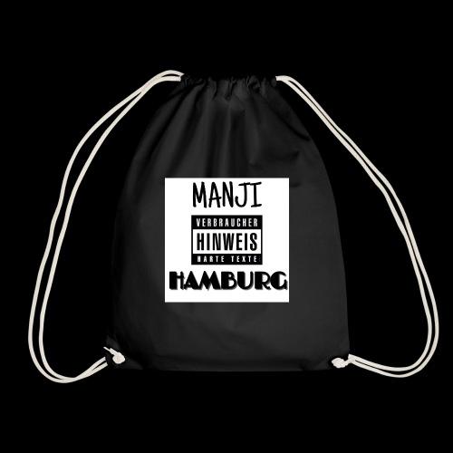 MANJI HAMBURG - Turnbeutel