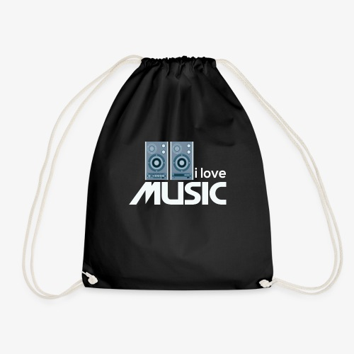 Amo la música 02 - Mochila saco