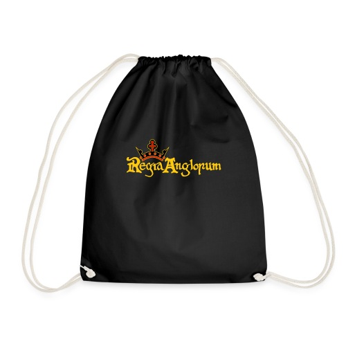 Regia Banner Yellow - Drawstring Bag