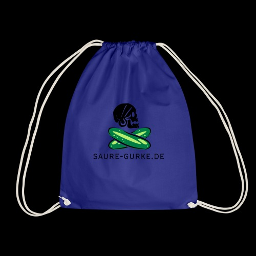 saure-gurke-pirat 01 - Turnbeutel