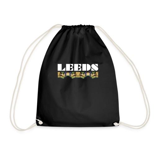 Leeds logo blanc - Sac de sport léger