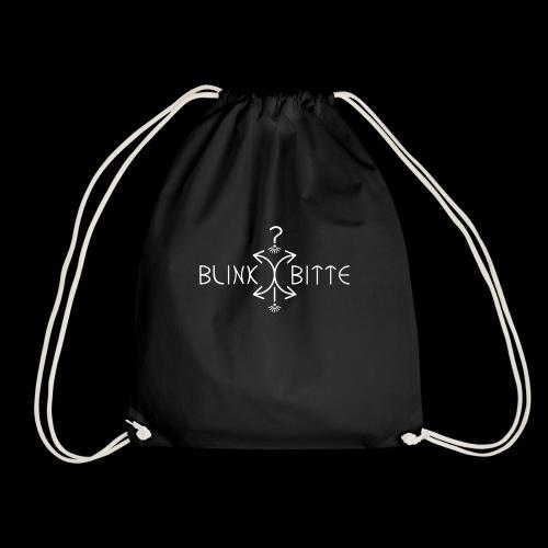 BLINKBITTE - Turnbeutel