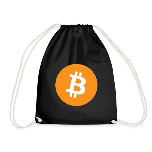 Bitcoin Shirt - Turnbeutel
