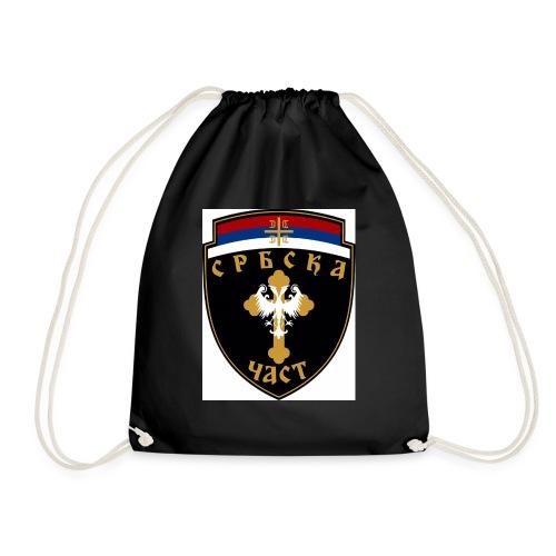 serbisk trøje - Sportstaske
