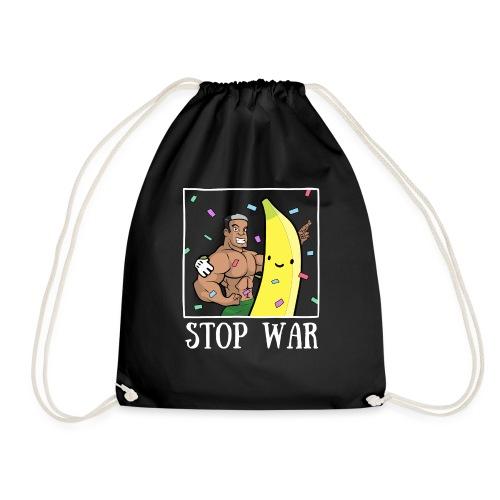 Stop War Banane Musculation - Sac de sport léger