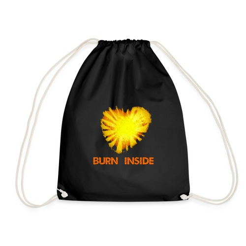 Burn inside - Sacca sportiva