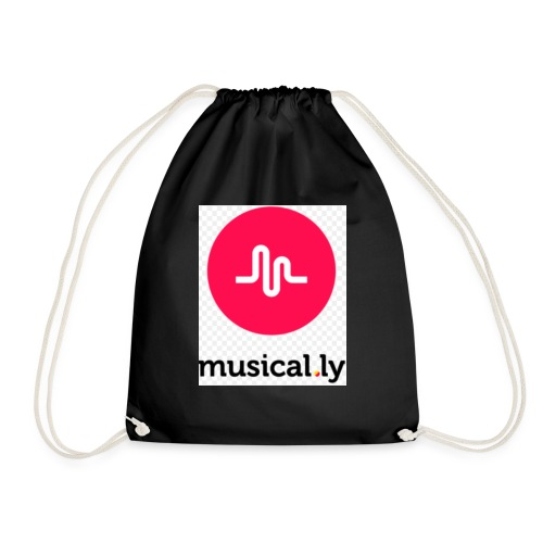 Musical.ly awesomeness - Drawstring Bag