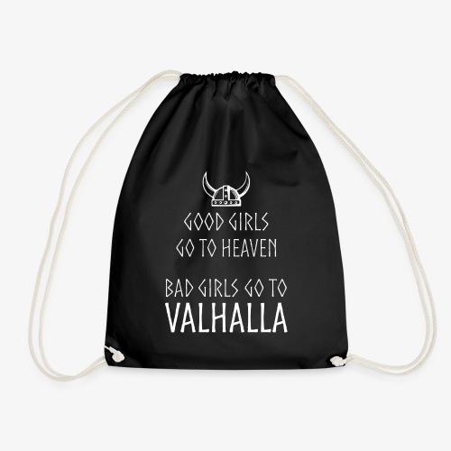 Bad Girls go to Valhalla - Turnbeutel