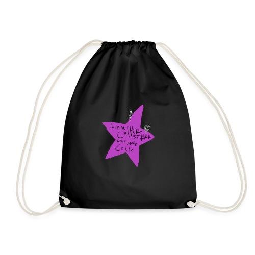 Needs More Cello - Drawstring Bag