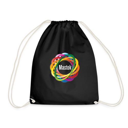 Mastok's Logo - Turnbeutel