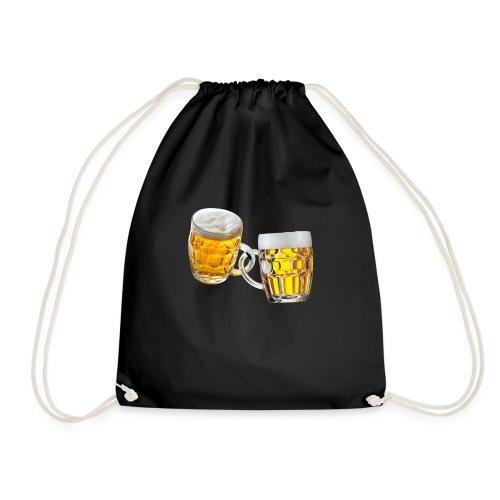 Boccali di birra - Sacca sportiva