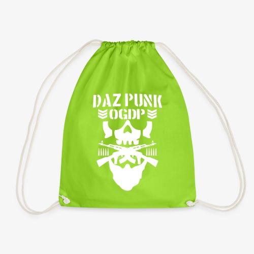 Daz Punk - Drawstring Bag