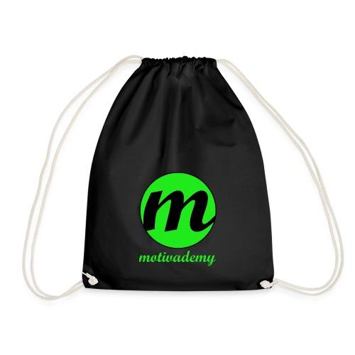 Motivademy Logo Print - Turnbeutel