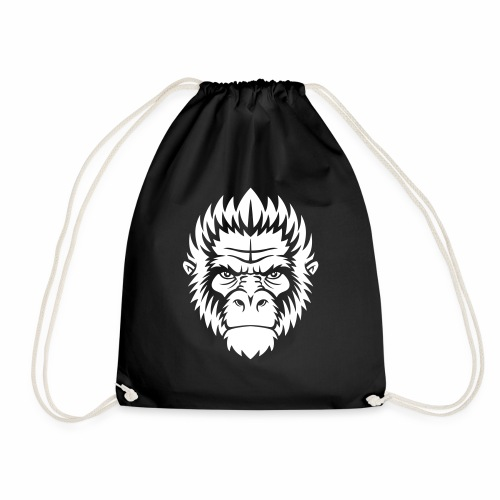 gorilla white - Sac de sport léger